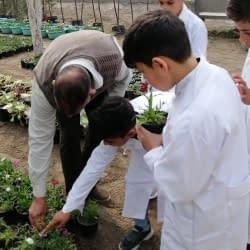 نشط الزراعة والحفاظ على البيئة
